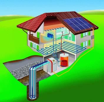 casa geotermia