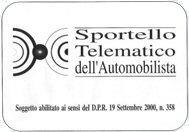 Sportello Telematico Automobilista