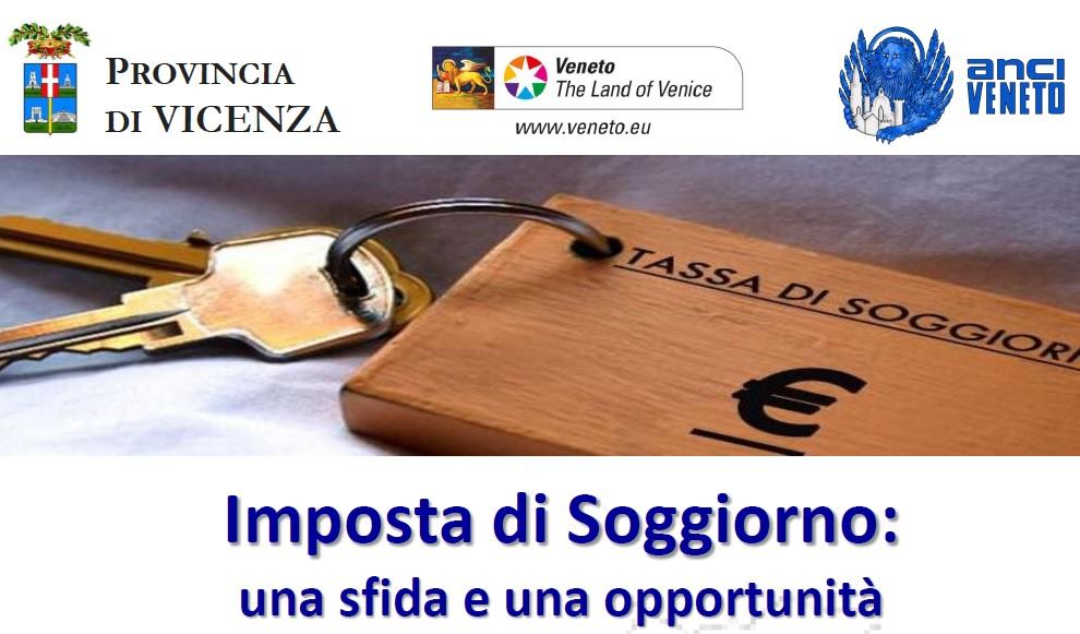 Imposta di soggiorno: una sfida e un\'opportunità — Provincia di Vicenza