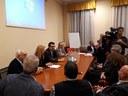 Riunito mercoledì sera a palazzo Nievo i Sindaci dei 9 Comuni interessati dal passaggio della futura linea ferrovieria