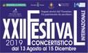 Al via il XXII Festival Concertistico Internazionale